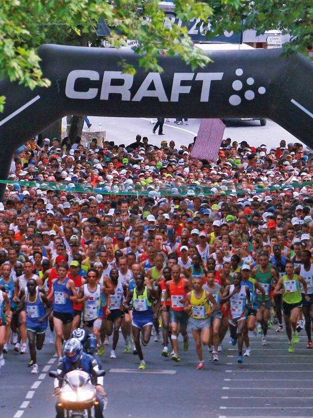 Semi-marathon Marvejols-Mende