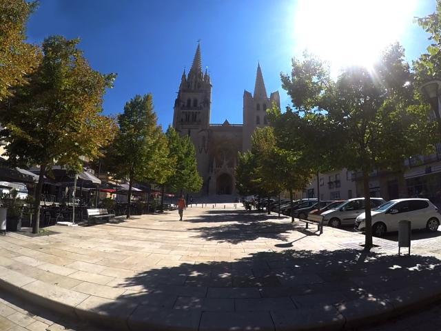 La cathédrale de Mende