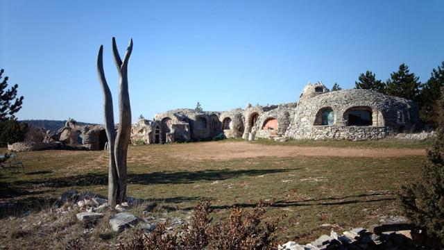 Utopix - parc de découverte en Lozère