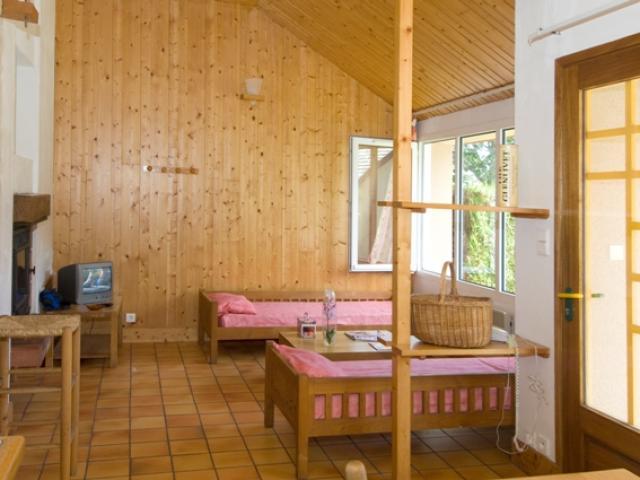 Villa 2-4 personnes au village de Gîtes du Colombier de Mende