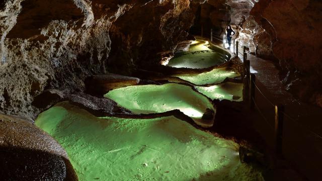 Grotte De Dargilan Reduit