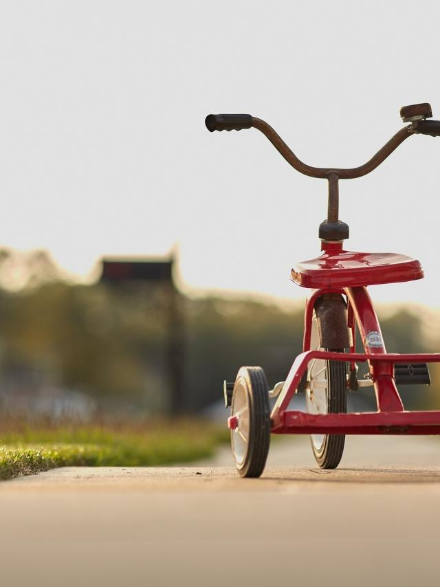 Tricycle 691587 1920©pixabay